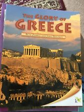 K12 HOME SCHOOL THE GLORY OF GREECE 3rd  GRADE NEVER USED