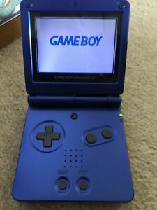 Game Boy Advance SP Handheld System