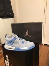 Air Jordan 4 Retro Mist Blue US 10.5 100% Authentic