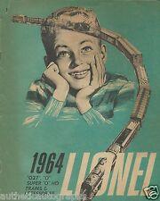"1964 ""027"" ""0"" SUPER ""0"", HO Trains & Accessories Lionel"