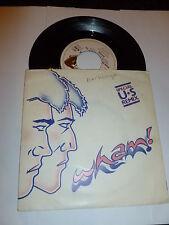 """WHAM - Wham Rap - 1982 UK Innervision 2-track 7"""" Juke Box vinyl single"""
