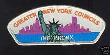 MINT CSP Greater New York Cncls World Trade Bronx T-1