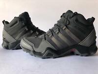 Adidas Terrex Mens Shoes TERREX AX2R Mid Grey GTX Trail running hiking size 9
