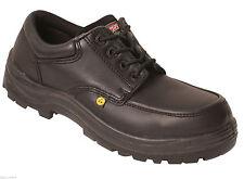 Metallbearbeitungs-Schuhe & Stiefel aus Leder für die