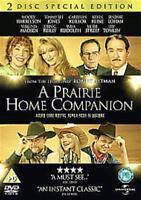 Un Pradera Hogar Companion 2 Disco Edición Especial Woody Harrelson GB DVD L. De