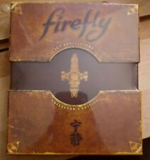 Firefly 15th Anniversary Collectors Edition Dvd Sealed Special Joss Whedon