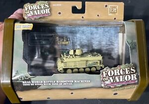 Forces of Valor US M113 Armoured Personnel Carrier Baghdad 2003 1/72 NEW Model