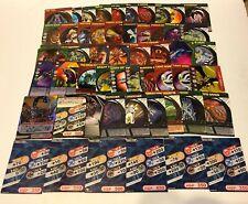 Bakugan Battle Brawlers Card Lot of 45 Cards & 9 Japanese Metal Cards