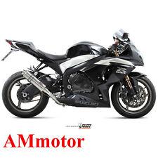 Exhaust Muffler Motorcycle Mivv Suzuki Gsx-R 1000 2010 10 Gp Titanium