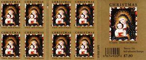 Madonna & Child 2006 39c 4100 MNH Booklet 20 Stamps