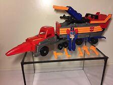 Transformers G1 Action Masters 100% Optimus Prime 1990 Takara Vintage❗RAR❗