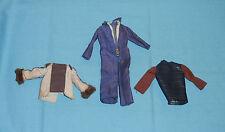 vintage Mego pota PLANET OF THE APES CLOTHES LOT #2 Soldier Dr Zaius Astronaut