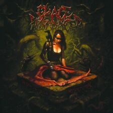 Grace Disgraced - The Primal Cause: Womanumental CD 2014 death metal Razed Soul