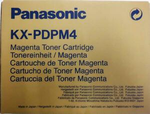 Panasonic Original Toner KX-PDPM4 magenta für KX-PS 8000  neu  OVP  Rechn.+MwSt.
