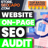 Website SEO Audit – On-Page Technical SEO Analysis - Improve your Ranking  🔍🚀