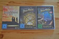 Set 3x DVD Box Jules Verne - Klassiker Science Fiction - insgesamt 11 Filme