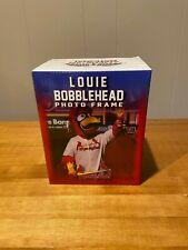 NIB Springfield Cardinals Louie Bobble head Picture Photo Frame SGA