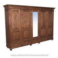Kleiderschrank,Schlafzimmerschrank,Spiegelschrank,Landhausstil/-möbel, Weichholz