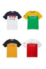Tommy Hilfiger Jungen-T-Shirts aus 100% Baumwolle