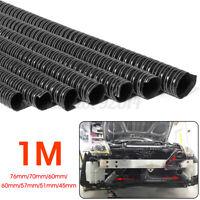 "102mm 4/"" NEOPRENE Ducting Hot//Cold Car Air Feed Intake Hose Brake Pipe SNorkel"