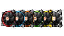 Thermaltake Riing 12 RGB 120mm High Static Pressure LED Radiator Fan