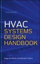 HVAC Systems Design Handbook, Fifth Edition (Mechanical Engineering)
