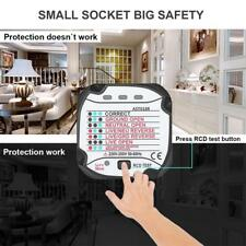 Rilevatore di Presa di Corrente Tester Socket Detector Interruzione di perdite