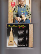 Music Alone Shall Live Featuring The Bowed Psaltery CD Folk Bluegrass Mountain