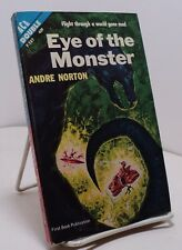 Eye of the Monster / Sea Siege by Andre Norton -  Ace Double F-147
