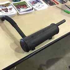 Toro Dingo muffler for 420 and 425 models