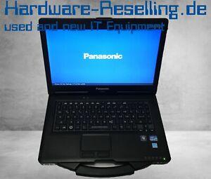 Panasonic Toughbook CF-53 MK3 i5-3340M 2.7GHz DUAL CORE 8GB RAM NEUE 480GB SSD