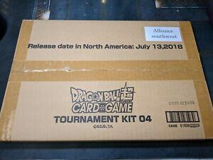 Dragonball Z Card Game Series 4 Tournament Kit