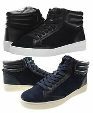 Michael Kors Paige High Top Mid Lace Casual Fashion Sneakers Gym Shoes Kicks