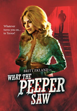 What The Peeper Saw - Blu-ray Region 1