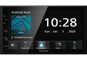 B-Ware K Kenwood DMX5020BTS | Bluetooth | 6,8' TFT Touch | Apple CarPlay & Andro