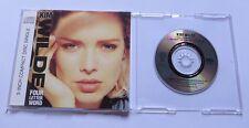 "Kim Wilde - Four letter word - 3"" mini CD INCH Extended Version"