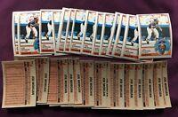 Lot Of 30 Cards 1983 Topps Joe Morgan Baseball Card # 603   ML1