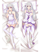 Emilia Re Life in a different world from zero dakimakura Hugging Body Pillow