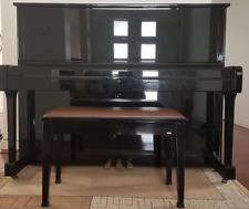 Yamaha U1 Upright Piano Black