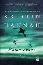 HOME FRONT by Kristin Hannah paperback book FREE SHIPPING hanna homefront novel