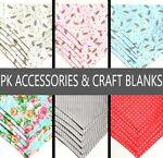 PK Accessories & Craft Blanks