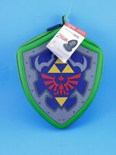 Zelda Nintendo 3DS Hylian Shield Carrying Case New With Tag