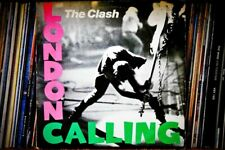 More details for the clash london calling lp album front cover photograph picture poster print