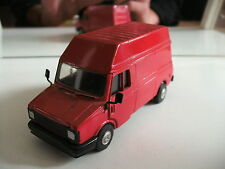 Hand Built Model SMith Models Roxley Models Sherpa 200 in Red