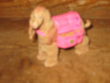MOUNTAIN RESCUE RARE AFGAN STANDING DOG PLAYFIGURE REMOVEABLE RESCUE BAG HOLDALL
