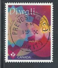 2020 Diwali Single Permanent stamp First Day Cancel
