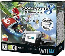 Nintendo Wii U Nera Black 32 GB Wup-101 Telecomandi Extra Controller Classic
