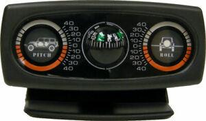 1987-2020 Jeep Wrangler Suzuki FJ40 4x4 Smittybilt Inclinometer II with Compass