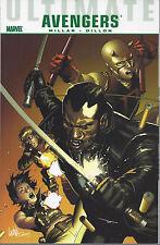 Ultimate Comics Avengers Blade Vs. The Avengers  SC TP  New