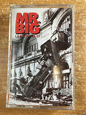 Lean into It by Mr. Big NEW Sealed (Cassette, Mar-1991, Atlantic )